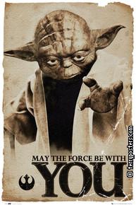 Plakát: Hvězdné války 004