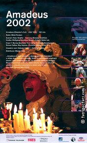 Plakát: Amadeus 03
