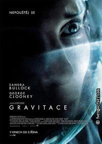 Film poster: Gravity