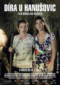Film poster: Nowhere in Moravia