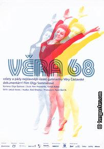 Plakát: Věra 68