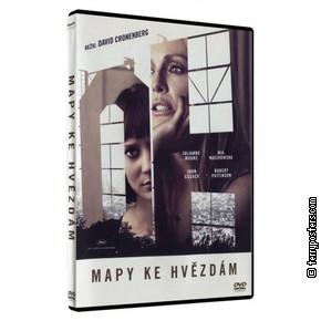 DVD: Mapy ke hvězdám