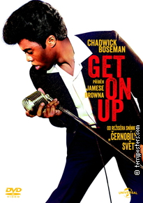 DVD: Get On Up - Příběh Jamese Browna