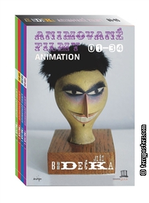 DVD: Jiri Brdecka - Animation (Complete Collection of Animated Short Films)