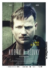 Film poster: Kobry a užovky