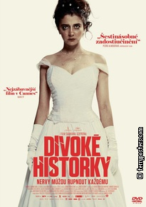 DVD: Divoké historky