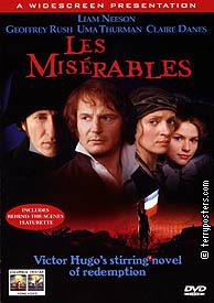 DVD: Bídníci (1998)