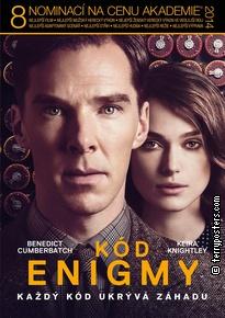 DVD: Kód Enigmy