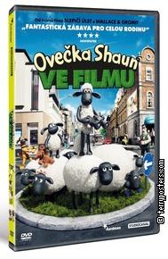 DVD: Ovečka Shaun ve filmu