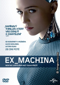 DVD: Ex Machina