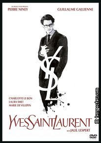 DVD: Yves Saint Laurent