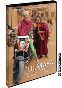 DVD: Fulmaya, the Girl with Skinny Legs