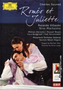 DVD: Romeo a Julie - Villazón