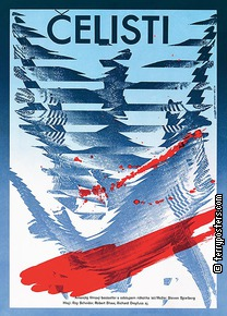Plakát: Čelisti 02