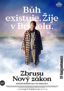 Film poster: Zbrusu nový zákon
