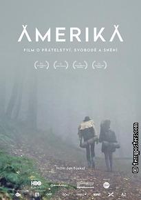 Film poster: Amerika