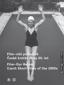 DVD: Film - Our Helper: Czech Short Films of the 1950s (Collector´s Box)