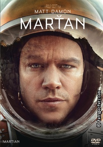 DVD: Marťan