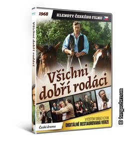 DVD: Všichni dobří rodáci - restaurovaná verze z roku 2016