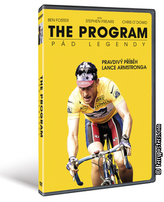 DVD: The Program: Pád legendy