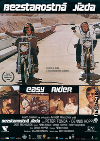 Film poster: Easy Rider 7