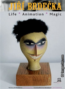 Book: Jiri Brdecka: Life-Animation-Magic (Book in english)
