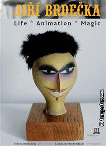 Kniha: Jiří Brdečka: Life-Animation-Magic (pouze v angličtině)