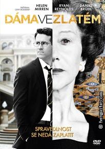 DVD: Dáma ve zlatém
