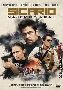 DVD: Sicario: Nájemný vrah