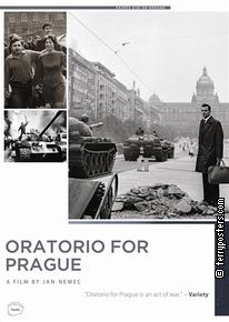 DVD: Oratorium pro Prahu