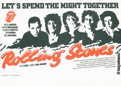 Plakát: Rolling stones 1