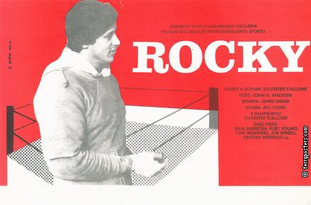 Plakát: Rocky 4
