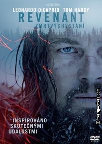 DVD: REVENANT Zmrtvýchvstání