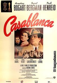 Film poster: Casablanca