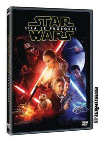 DVD: Star Wars: Síla se probouzí