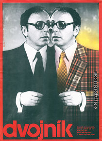Film poster: The Double