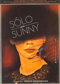 Plakát: Sólo pro Sunny