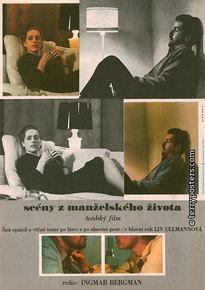 Plakát: Scény z manželského života