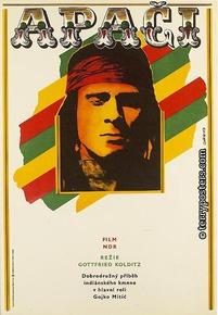 Plakát: Apači