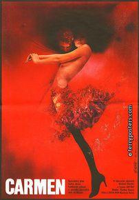 Film poster: Carmen