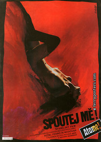 Film poster: Tie Me Up! Tie Me Down!