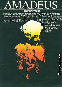 Plakát: Amadeus 01