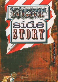 Film poster: West Side Story
