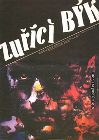 Film poster: Raging Bull