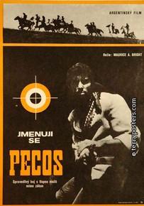 Film poster: Jmenuji se Pecos