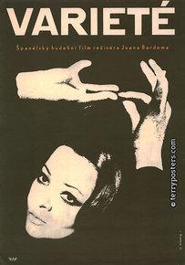 Film poster: Varieté