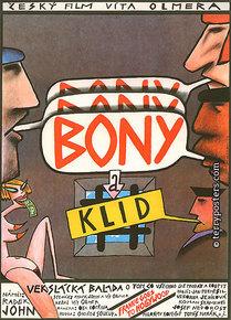Plakát: Bony a klid