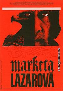Plakát: Marketa Lazarová