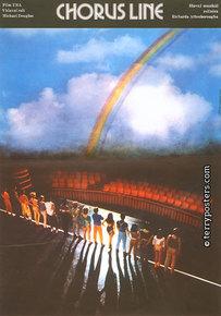 Plakát: Chorus line