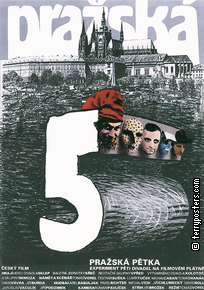 Film poster: Pražská 5 - 1
